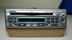 Goodmans CD Player Head Unit