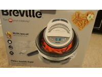 Breville Halo and health fryer 99.5% less oil