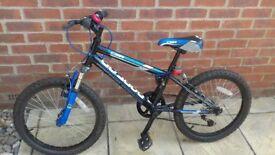 "Boy's Claude Butler bike 20"" frame (age 7-10)."
