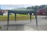 Gazebo Pop up 3mx3m no sides