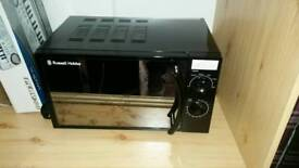 Russell Hob Microwave