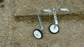 A pair of new really sturdy stabilisers