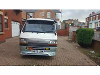 TOYOTA HI-ACE SUPER GL MODEL 1996 MODEL JAPAN IMPORT 2005 TWO PERVIOUS OWNER
