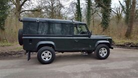 Landrover Defender 110 County Commercial