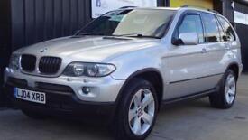 BMW X5 3.0d Sport Auto FSH Nav Leather 120k