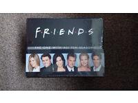 Friends DVD boxset all 10 seasons