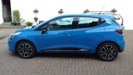 2015 Renault clio tce 90 dynamique media nav