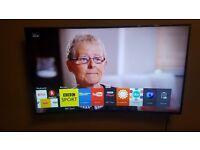 Samsung UE55JU6500 Curved 55 inch 4k Ultra HD Smart TV - Freeview HD - Freesat HD