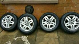 Vw genuine alloys 5x100