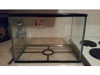 Fish tank 24 litres