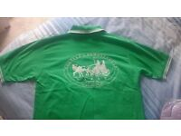 Green Polo Shirt from 'American Style' size M