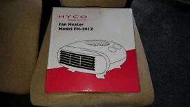 Fan heater brand new in box