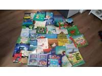 Bundle of over 40 children's / kids books