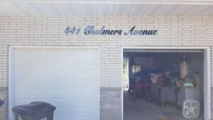 Custom home script address