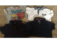 Boys tops & jeans age 2-3