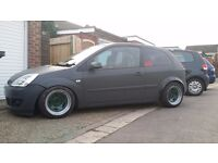 Modified Ford Fiesta 1.4 2007