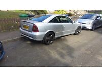 Astra coupe 1.8 16v