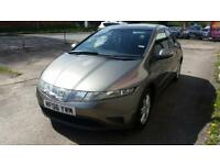 Honda Civic 06 plate 1.4 petrol new mot
