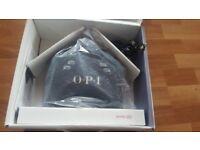 OPI LED Light Lamp for curing gel colour nails