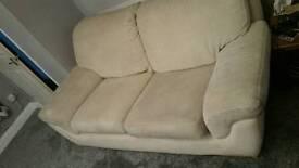 2 & 3 seater sofa. NEEDS TO GO!