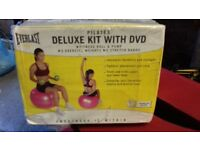 Everlast Pilates Deluxe Kit