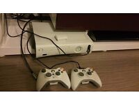 Xbox 360 cracked system,117 latest game in 500G hard drive, HDMI, unlimited game play