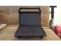 George Foreman 19920 Five Portion Family Grill - Silver | EXCELLENT condition