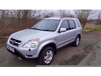 L@@K Honda Cr-v iVTEC **4x4**AUTOMATIC**MOT FEB 18**Part-Exchange Welcome**Lovely Car**