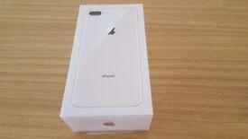 SEALED BOX IPHONE 8 PLUS 64GB UNLOCKED