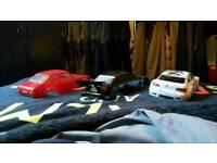 X3 rc car body shells 1:10