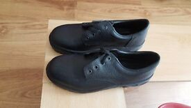 Target mens safety shoes steel toecap UK size 9 new boxed