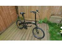 Fold up bike excellent condition