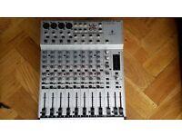 Behringer Eurorack MX 1604A Mixer Excellent Condition