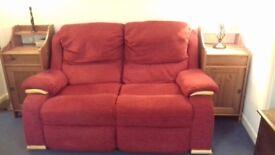 Sofa for sale £60 ONO.