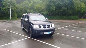 Nissan Navara Tekna Automatic Black NO VAT