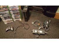 Xbox 360 Elite (120GB) w/ 50 Games