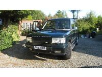 1998 Range Rover 4.6 HSE Petrol/LPG Automatic