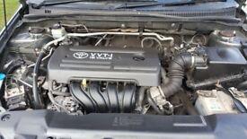 Toyota Corolla 1.6 Petrol Manual