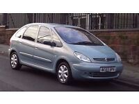 2003 Citroen Xsara Picasso 1.6 Desire 5 Door Hatchback, Three Owners from New, Long MOT, Must See!