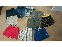 Boys short bundle ages 2 yrs