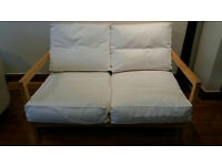 Two Seater Sofa - Brand New Condition