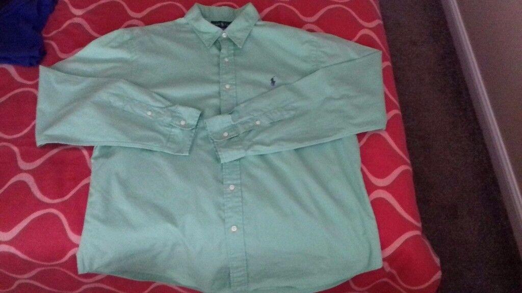 Ralph Lauren XL shirt