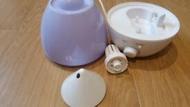 2.8L Ultrasonic Cool Mist Humidifier and Aroma Diffuser