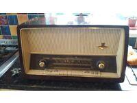 old radio good condition