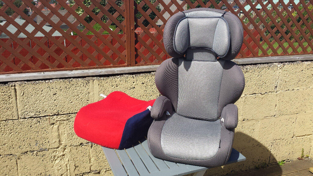 Child Car Seat And Riser