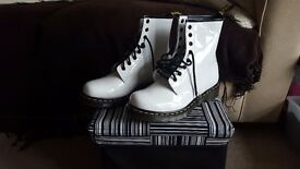 Dr Marten boots never been worn