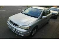 2001 (51) vauxhall astra LS dti diesel 5 door very well maintained with full service history