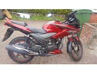 Honda CBF 125 2014 Red