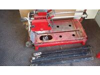 Tile Cutter 110V Heavy Duty with Mitre