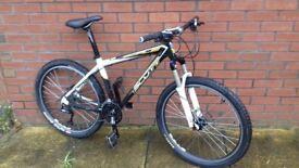 scott scale mountin bike